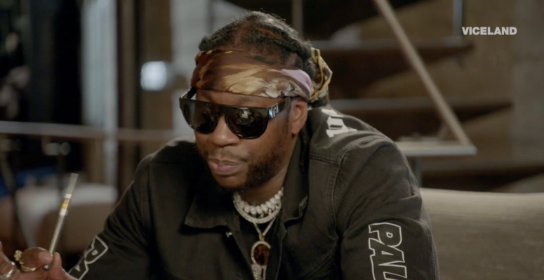 What is the most expensive vape pen? 2 Chainz smokes it